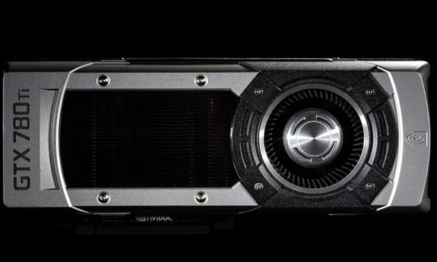 Nvidia zakończy wsparcie dla architektury Kepler już w sierpniu