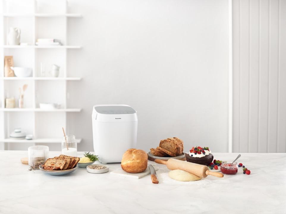 Elektryczny wypiekacz do chleba Panasonic SD-ZP2000WXE