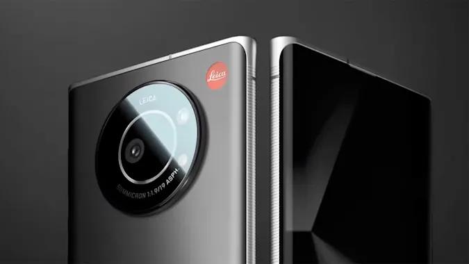 Leica oficjalnie ogłasza nowego smartfona – Leitz Phone 1