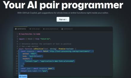 GitHub stworzył AI tworzące własny kod źródłowy