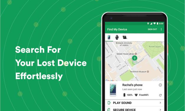 Google umożliwi lokalizacje urządzeń również przez Bluetooth