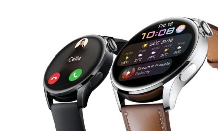 Huawei Watch 3 – specyfikacja, data premiery i cena już znane