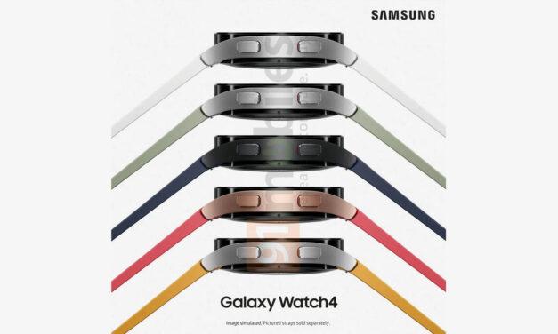 Samsung Galaxy Watch 4 – wiemy już niemal wszystko