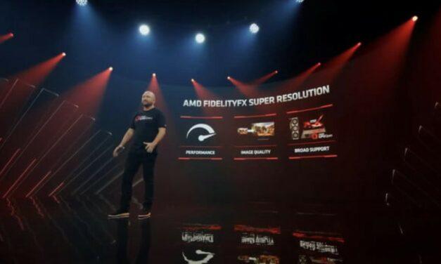 AMD wprowadzi Super Resolution w Xboksach Series X