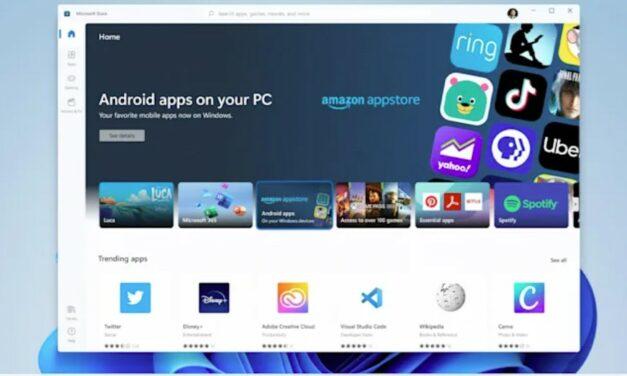 Aplikacje z Androida trafią do Windows 11
