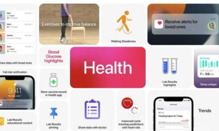 Apple Health pozwoli na przesyłanie danych o zdrowiu do lekarzy