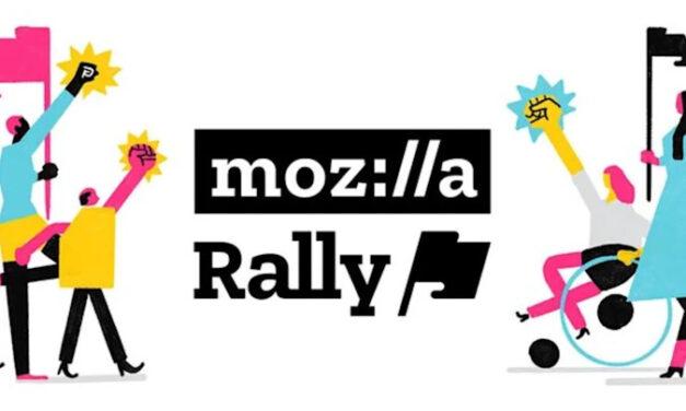 Mozilla Rally – przeglądaj Internet i pomóż naukowcom