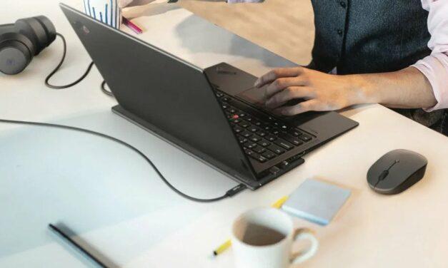 Lenovo Go Wireless Charging Kit – bezprzewodowa ładowarka do laptopa