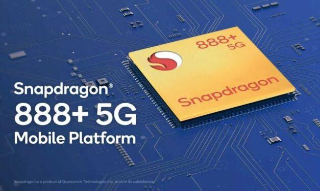 Qualcomm prezentuje procesor Snapdragon 888 Plus