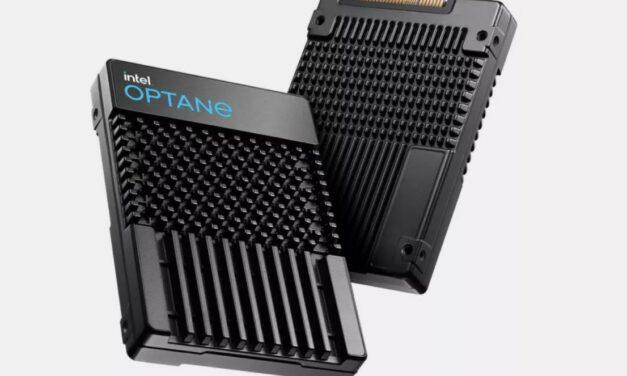 Intel Optane SSD 3,2 TB na rynku jeszcze w tym roku