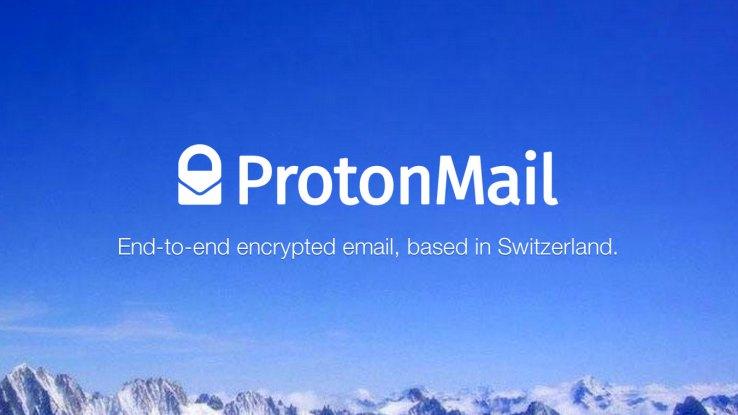 ProtonMail nareszcie zaktualizował interfejs użytkownika
