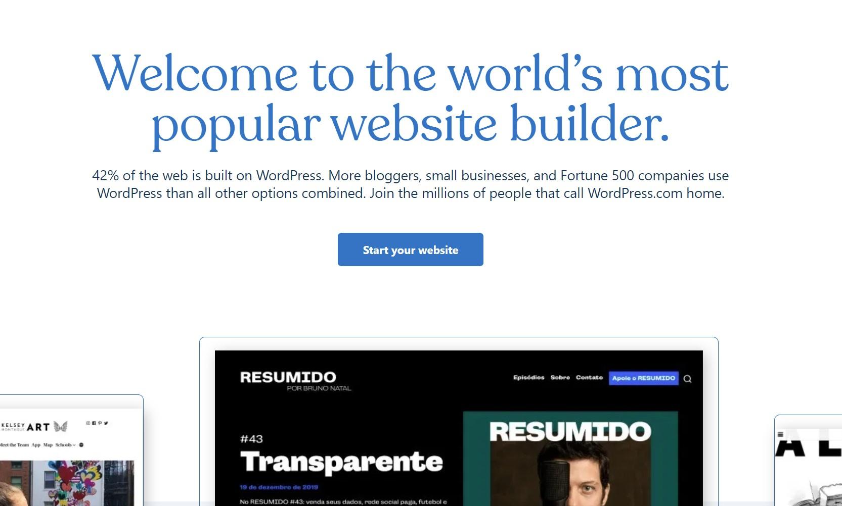 WordPress - Gdzie założyć bloga