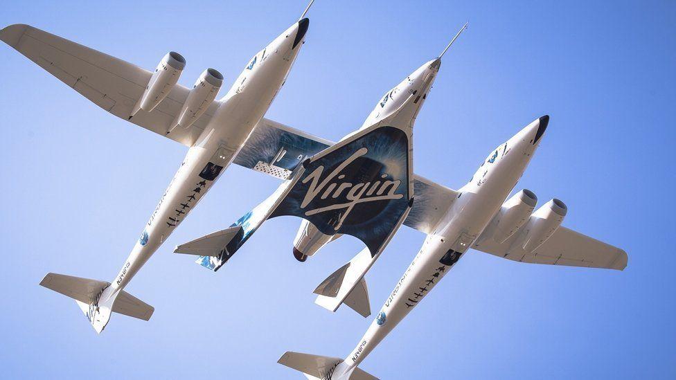Virgin Galactic przekłada wszystkie loty w kosmos na zimę 2022