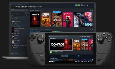 Valve prezentuje własną konsolę przenośną – Steam Deck