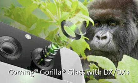 Corning Gorilla Glass DX – nowe szkła do aparatów
