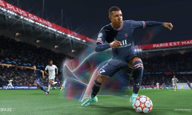 Fifa 2022 prezentuje technologię HyperMotion… i nic poza tym