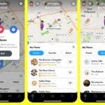 Snapchat stanie się wkrótce konkurencją dla Google Maps?