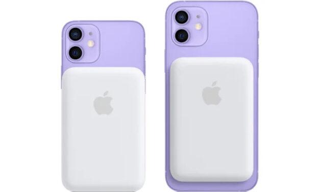 Apple MagSafe – zewnętrzny akumulator do iPhone'a 12