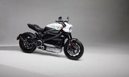 Harley-Davidon's prezentuje elektryczny motocykl LiveWire One