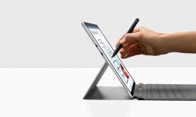 Microsoft Surface sprzedaje się coraz słabiej