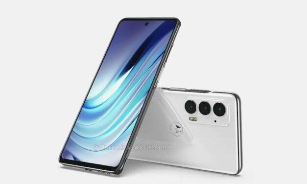 Motorola Edge 20 zadebiutuje już 5 sierpnia