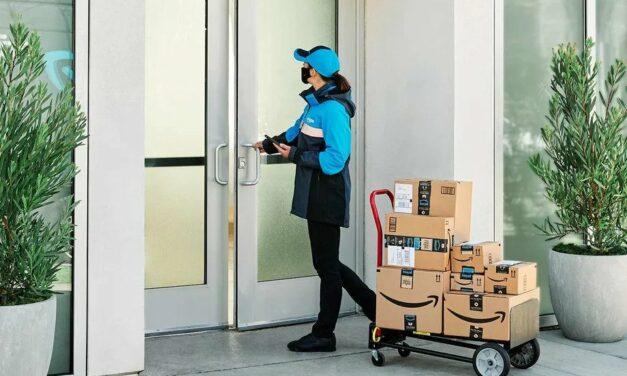 Amazon zapłaci sto dolarów za klucze do naszego domu