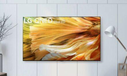 LG wprowadza telewizory mini LED. Świetne, ale drogie