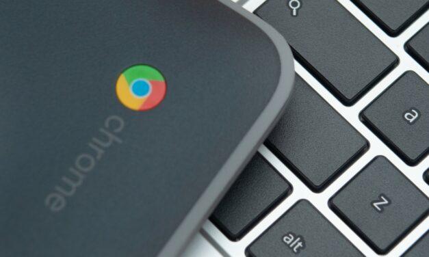 Laptopy Chromebook przestały działać przez jedną literówkę