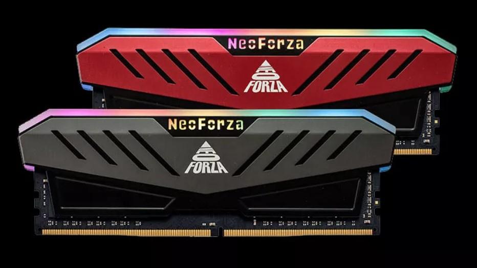 Pamięci Neo Forza zapewnią świetną wydajność i dobre chłodzenie