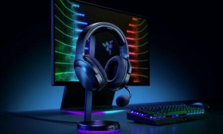 Razer Barracuda X – słuchawki bezprzewodowe dla PS5 i Nintento Switch