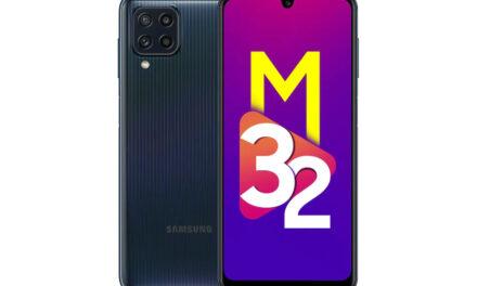 Samsung M32 5G – znamy nieoficjalną specyfikacje