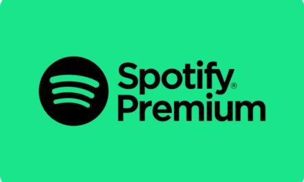 Spotify ma coraz więcej użytkowników planu premium
