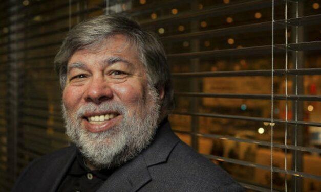 Steve Wozniak publicznie popiera prawo do naprawy