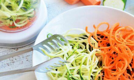 Najlepsze krajalnice do robienia makaronu z warzyw