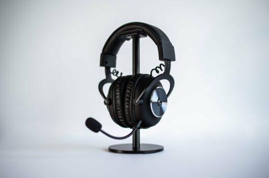 słuchawki gamingowe Logitech G PRO X GAMING HEADSET
