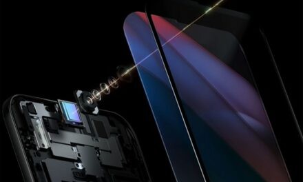 Oppo prezentuje aparat ukryty pod ekranem smartfona