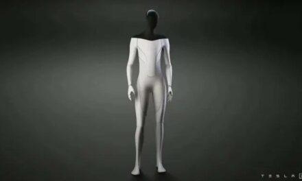 Tesla stworzy własnego humanoidalnego robota
