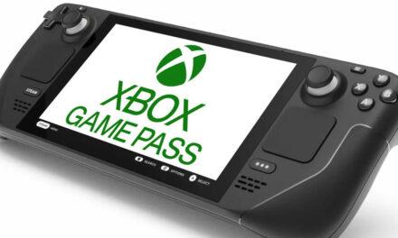 Steam Deck będzie kompatybilny z Xbox Cloud Gaming