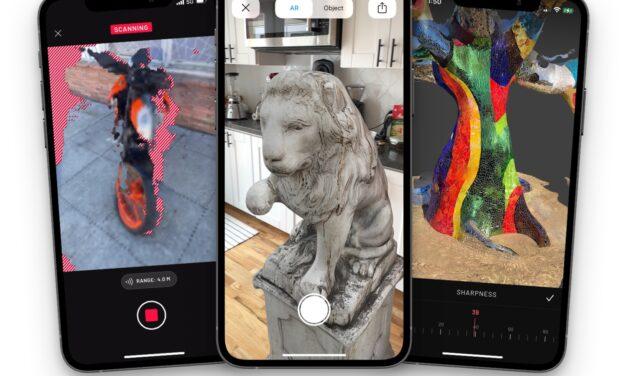 Niantic kupił Scaniverse – twórców skanera LiDAR na iPhony