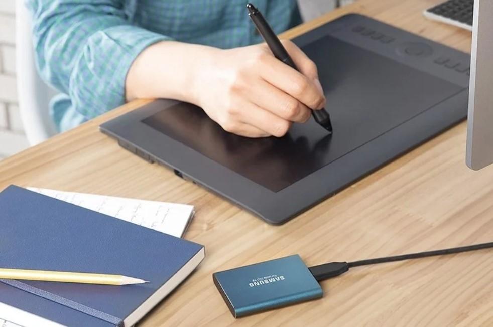 Zewnętrzny dysk SSD – ranking 2021
