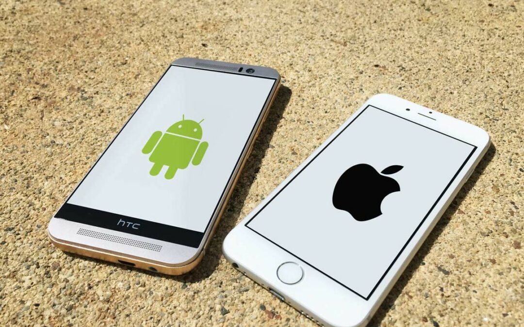 Jak przenieść dane i kontakty z Androida na Iphone'a?