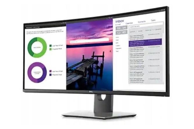 Dell Ultrasharp 34 Curved 3419W - najlepszy ultrapanoramiczny model na teraz