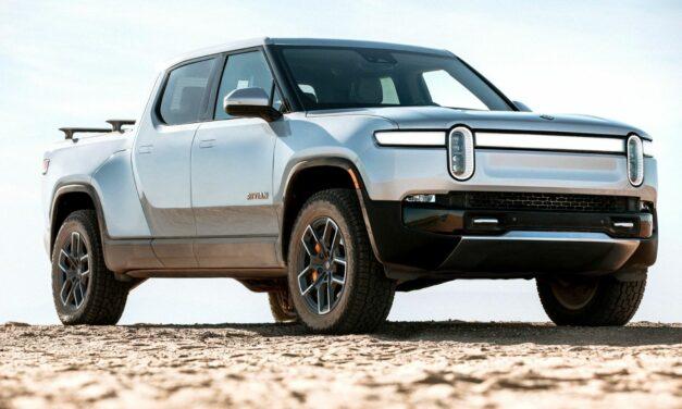 Rivian R1T: game-changer na rynku elektrycznych pickupów?