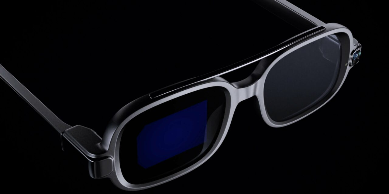 Xiaomi zapowiada swoje własne smart okulary AR