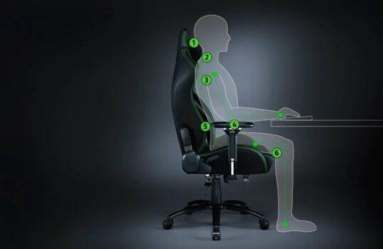 Fotel gamingowy Razer Iskur