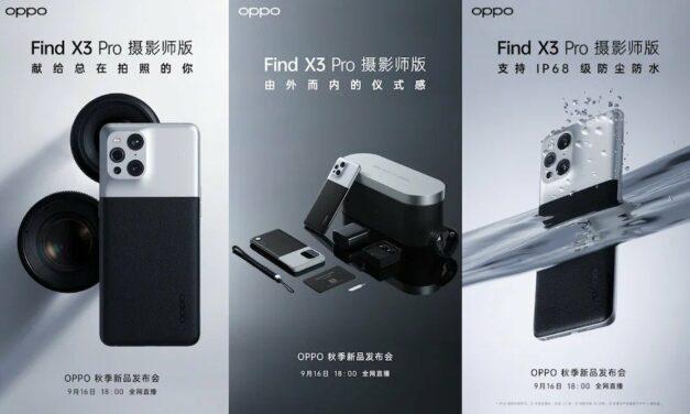 Oppo Find X3 Pro w nowej wersji we współpracy z Kodakiem