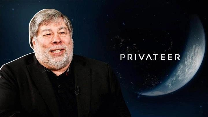 Steve Wozniak zapowiada własną firmę kosmiczną