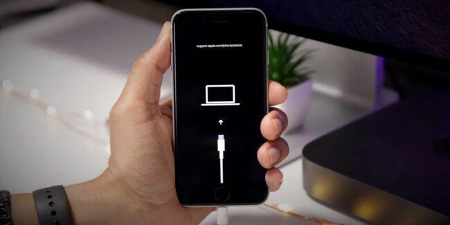 jak odblokowac iphone tryb odzyskiwania