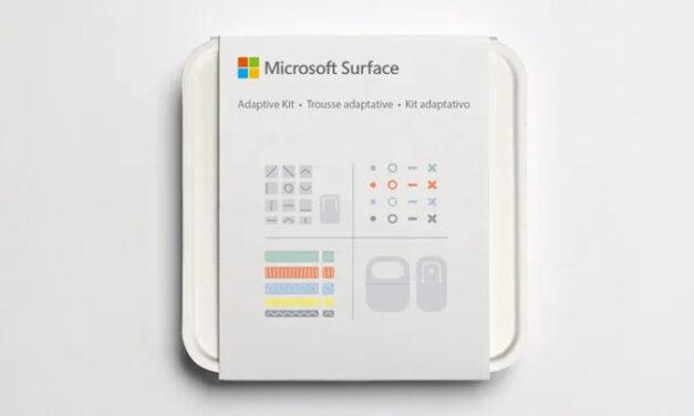 Adaptive Kit – Microsoft prezentuje nowy zestaw akcesoriów do laptopów dla niepełnosprawnych