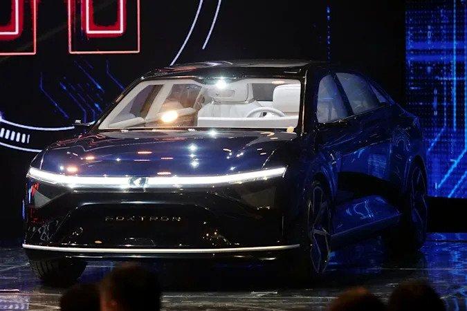 Foxconn zapowiada własne samochody elektryczne
